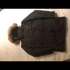 Boys XL North Face Coat